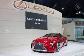 lexus lf lc prototype bangkok thailand december 4 lexus lf lc concept in bangkok