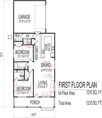 small house plans with open floor plan courtyard simple one story