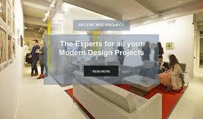 Modern Design Furniture Custom Made Modern Design Furniture New York Maxwell Blake