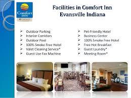 Comfort Inn Evansville In Comfort Inn East Evansville Indiana Hotel