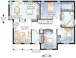 innovation ideas 9 house plans for bungalow house plans in the