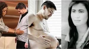 ternyata pria juga bisa hamil dan melahirkan asalkan punya ini mrseru