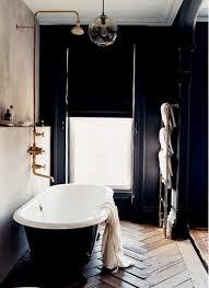 Bathroom Tile Black And White - 50 relaxing scandinavian bathroom designs digsdigs