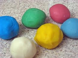 how to make diy natural homemade play dough inhabitots