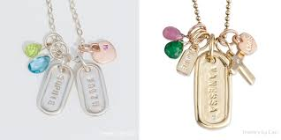the art of composing a jewelry by cari charm necklace jewelry by