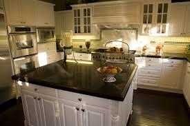 Kitchen Countertops Dimensions - black granite kitchen countertops with white cabinets nytexas