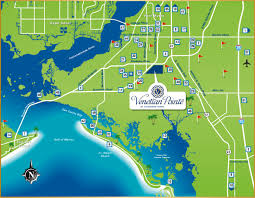 Sanibel Island Florida Map by Map Venetian Pointe