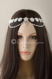 headpiece jewelry spellbinding gold pearl chain festival