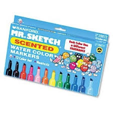 11 best smelly markers images on pinterest markers mr sketch