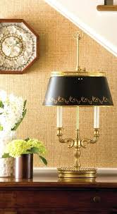 Brass And Crystal Table Lamps Table Lamps With Black Shades U2013 Thelt Co