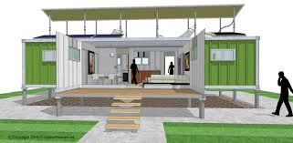 Shipping Container Home Design Software For Mac Container House Plans Custom Container Living Shipping Container