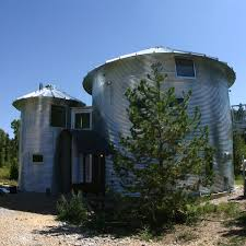 Grain Silo Homes by 8 Homes Made From Non Traditional Materials Homes And Hues