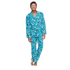 mens pajama sets sleepwear clothing kohl s