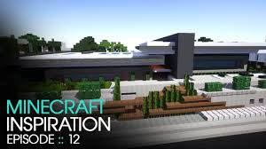 modern houses minecraft modern house 2 inspiration w keralis youtube