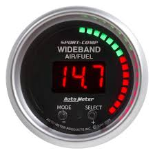 wide band 2 1 16 wideband pro plus air fuel ratio 6 1 20 1 afr sport comp