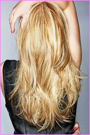 medium hair styles with layers back view medium length haircuts with layers back view stylesstar com