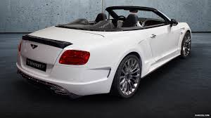 mansory bentley 2012 mansory bentley continental gtc le mansory ii rear hd