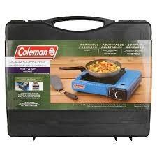 portable table top butane stove coleman 1 burner table top butane stove target