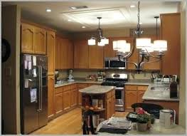 Kitchen Lighting Ideas For Vaulted Ceilings Vaulted Ceiling Kitchen Lighting Excellent Track Lighting Vaulted