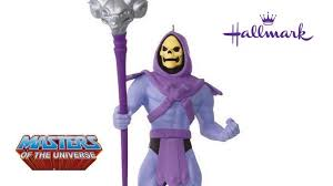 masters of the universe skeletor ornament from hallmark he world