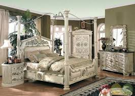 4 post bedroom sets 4 post bedroom sets shabby chic 4 poster bed four poster beds