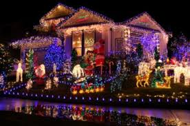 does home insurance cover your outdoor holiday display