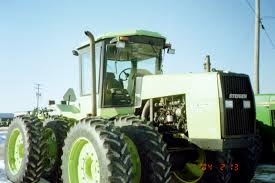 steiger wildcat 1000 from february 2004 green steiger tractors