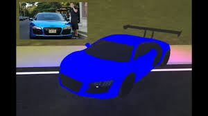 audi r8 lance stewart lance stewart u0027s audi r8 in roblox roblox vehicle simulator youtube