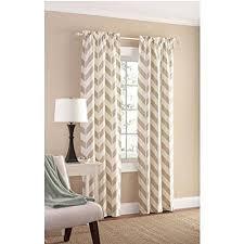 Chevron Design Curtains Patterned Curtains Amazon Com