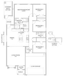 Floor Plan Line Of Credit 2414 Lucia Ct Westwind Homes