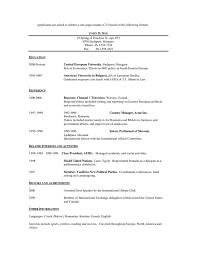 Resume Dictionary 1 Or 2 Page Resume 12 Free Resume Templates