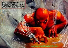 tme james cameron spider man treatment