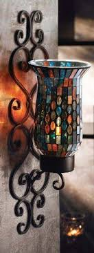 Mosaic Wall Sconce Another Great Find On Zulily Mosaic Rectangle Wall Sconce