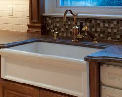Best Kitchen Sinks Images On Pinterest Farmhouse Kitchen - Enamel kitchen sink