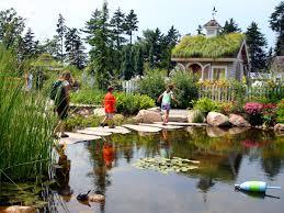 Coastal Maine Botanical Gardens Weddings Breathtaking Botanical Gardens To Visit Surrounding Flowers