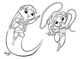 cartoon colouring pages gekimoe u2022 9039