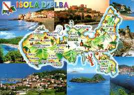 Italy Map Tuscany by World Come To My Home 2141 Italy Tuscany The Map Of Elba