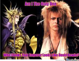 David Bowie Meme - david bowie look a like by littleneko93 meme center