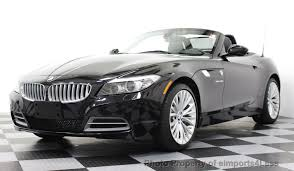 bmw z4 convertable 2013 used bmw z4 certified z4 sdrive35i 300hp convertible at