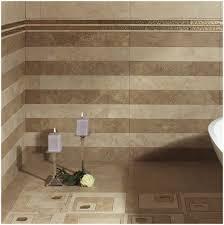 bathroom tile design 12x24 white subway tile in herringbone
