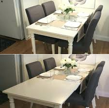 narrow dining table ikea small dining table ikea promotop info