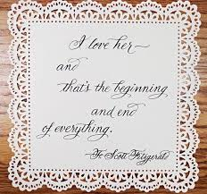 wedding quotes calligraphy the 25 best deco calligraphy letterpress wedding invitations