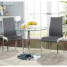 modern dining room set simple living nora modern dining room set free shipping today