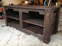 furniture rustic barn wood entertainment center with rustic