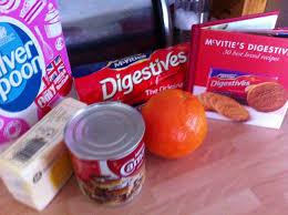 best loved recipes orange and digestive biscuit fridge cake