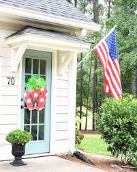 Porch Hangers by Days Door Decor U2013 Dixie Delights