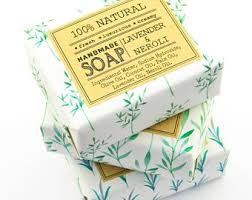 paper wrapped soap gift wrapping kit etsy