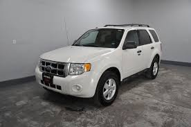 Ford Escape White - 2010 ford escape