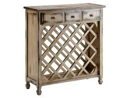 traditional stein world wine rack cabinets furniture design