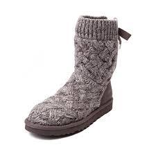 ugg isla sale fashion shoes ugg isla knit boot charcoal womens shoes sale